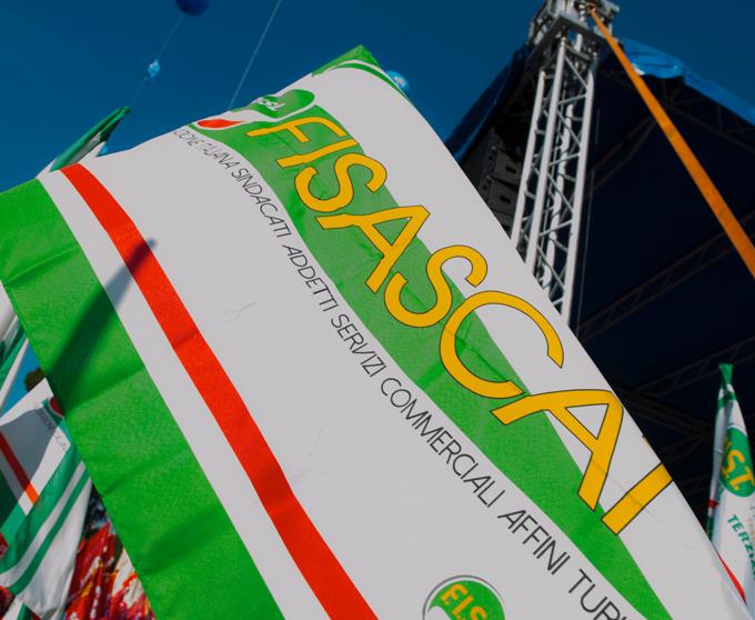 Bandiera Fisascat